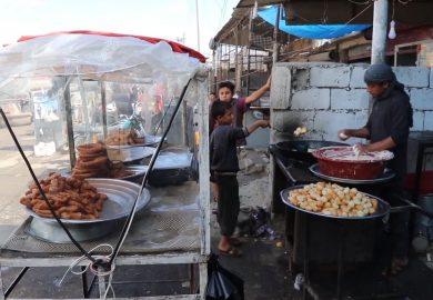 تحضيرات رمضان في الذيبان بريف دير الزور