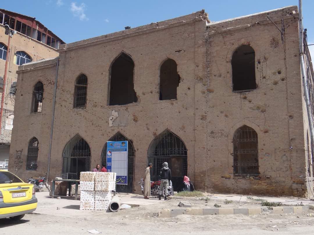 متحف الرقة على طريق الترميم