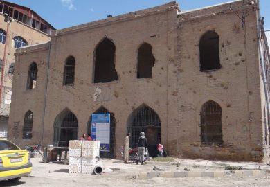 منظمة رؤية تشرف على مشروع رقتنا أحلى لترميم متحف الرقة