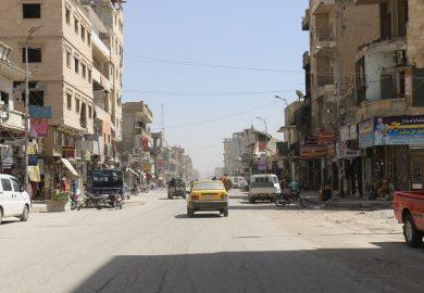 تحضيرات للاحتفال بمرور سنة على تحرير الرقة من داعش