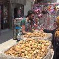 أجواء العيد في مدينة الرقة