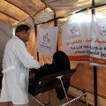 مشاريع الصحة مع جمعية سوريا اليمامة