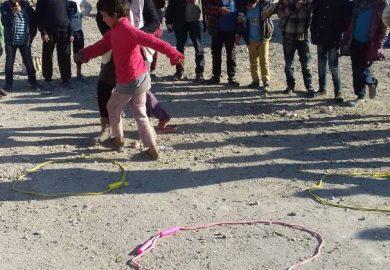 مشروع حماية الطفل برعاية جمعية سوريا اليمامة