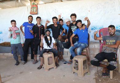 آراء شباب الرقة عن فرص العمل المتوفرة في الرقة