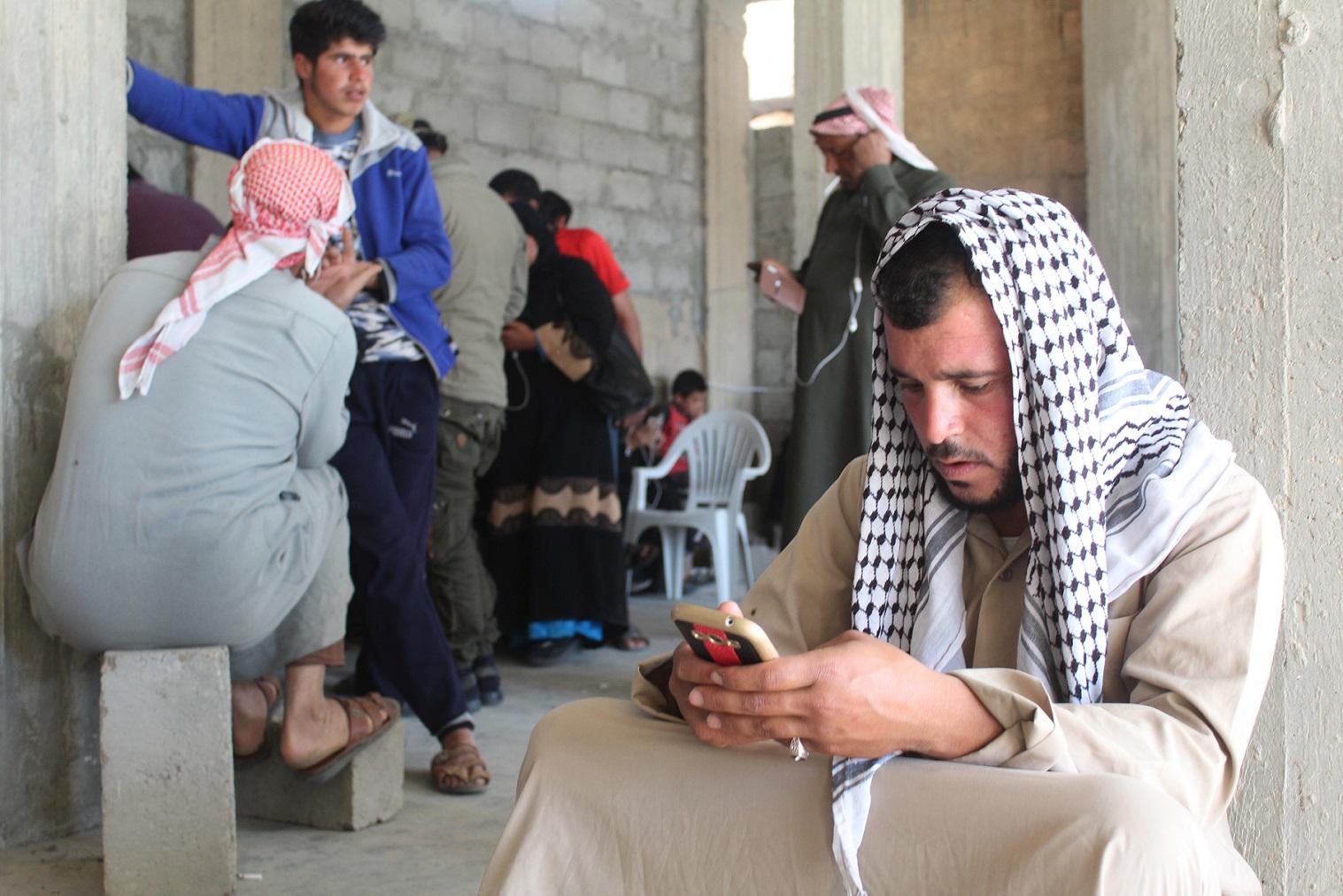 مشهد من التحولات الاجتماعية في منطقة الفرات