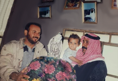 ذكرياتي على شوفي مافي – مقداد الأشعب من البوكمال