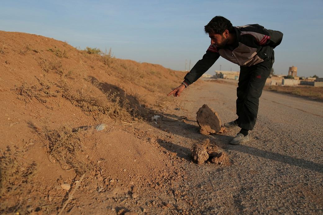 شكاوى في بلدة رطلة من انتشار الألغام