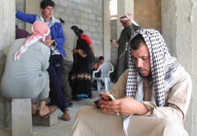 نجم الأسبوع محمد موسى – كیف كان الإنترنت ممنوع بزمن داعش