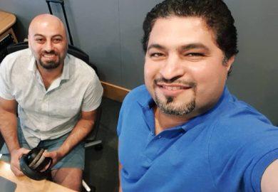 دردشة فراتية مع جوان ابراهيم حول نشاطات مؤسسة توتول لمحاربة البطالة في الرقة