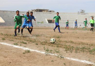 لجنة الشباب والریاضة بالرقة تنظم فعاليات رياضية