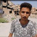 مرهف من الرقة وأول أغنیة راب تعبر عن معاناة جیل الحرب