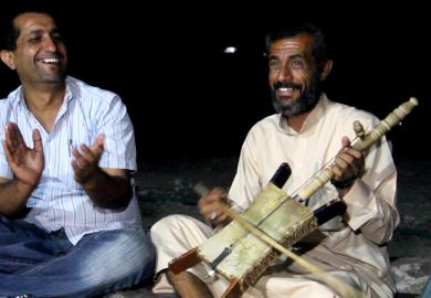 عودة الحياة الثقافية الى منطقة الفرات