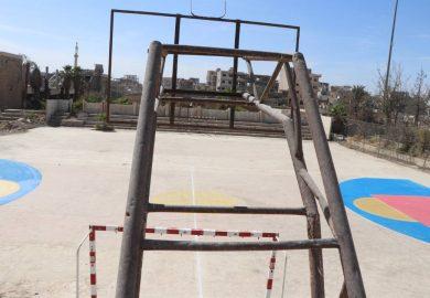 اجتماع لجنة الشباب والرياضة لإعادة تأهيل كل المراكز الرياضية في الرقة