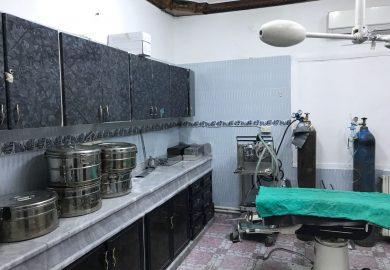 جمعية السوسن للرعاية الصحية تخصص عيادات متنقلة في ريف الرقة