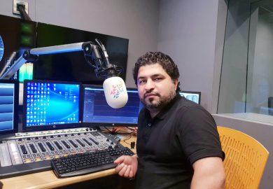 دردشة فراتية مع جوان ابراهيم حول المواهب الشعرية والغنائي في منطقة الفرات