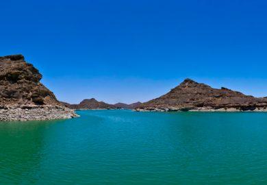 شوفي مافي علوم – اختفاء البحيرات الضخمة