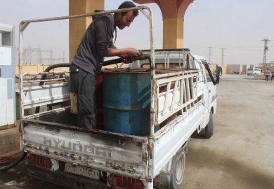 وقود التدفئة في الرقة مع مراسلتنا روعة أحمد