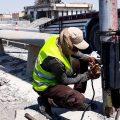 استكمال مشروع إنارة الشوارع في الرقة