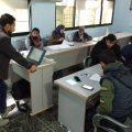 مؤسسة توتول تقوم بجلسات تدريبية لحل مشاكل الشباب وإيجاد الطرق المناسبة للحصول على عمل في الرقة