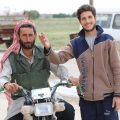 حوار مع يزن وأبو يزن عن طموحاتهم لسنة 2019 من الرقة