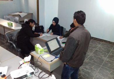 توسيع أعمال ونشاطات مؤسسة توتول لتأمين عمل للشباب حاملي الشهادات في الرقة