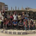 مشروع الخدمات الأساسية وأهميته مع مراسلنا عبد في الرقة