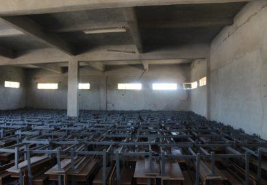 التعليم وآخر أخبار إعادة تأهيل المدارس مع مراسلنا عبد في الرقة