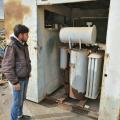 مشاريع صيانة شبكة المياه في الطبقة وريفها