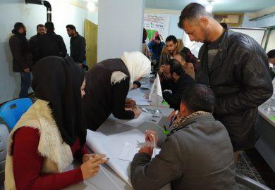 تجربة خريج الإقتصاد حسين من الرقة في سوق العمل وإطلاقه لجمعية آية التطوعية في الرقة