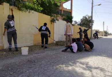 دور منظمات المجتمع المدني في توفير فرص عمل مع مراسلنا عبد في الرقة