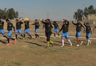 تاريخ الرياضة في دير الزور مع فرح ناصيف