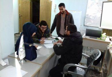 مؤسسة توتول تقدم دورات تدريبية للمهندسين لتوفير فرص عمل في الرقة