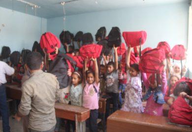 حوار مع المدرسة إلهام حبش حول المشروع الإسعافي لتعليم الإطفال