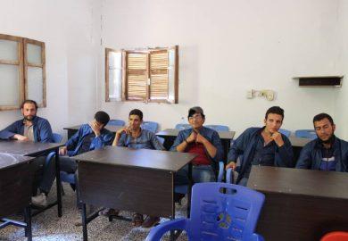 منظمة أمل افضل للطبقة توفر فرص عمل للشباب والشابات في الطبقة