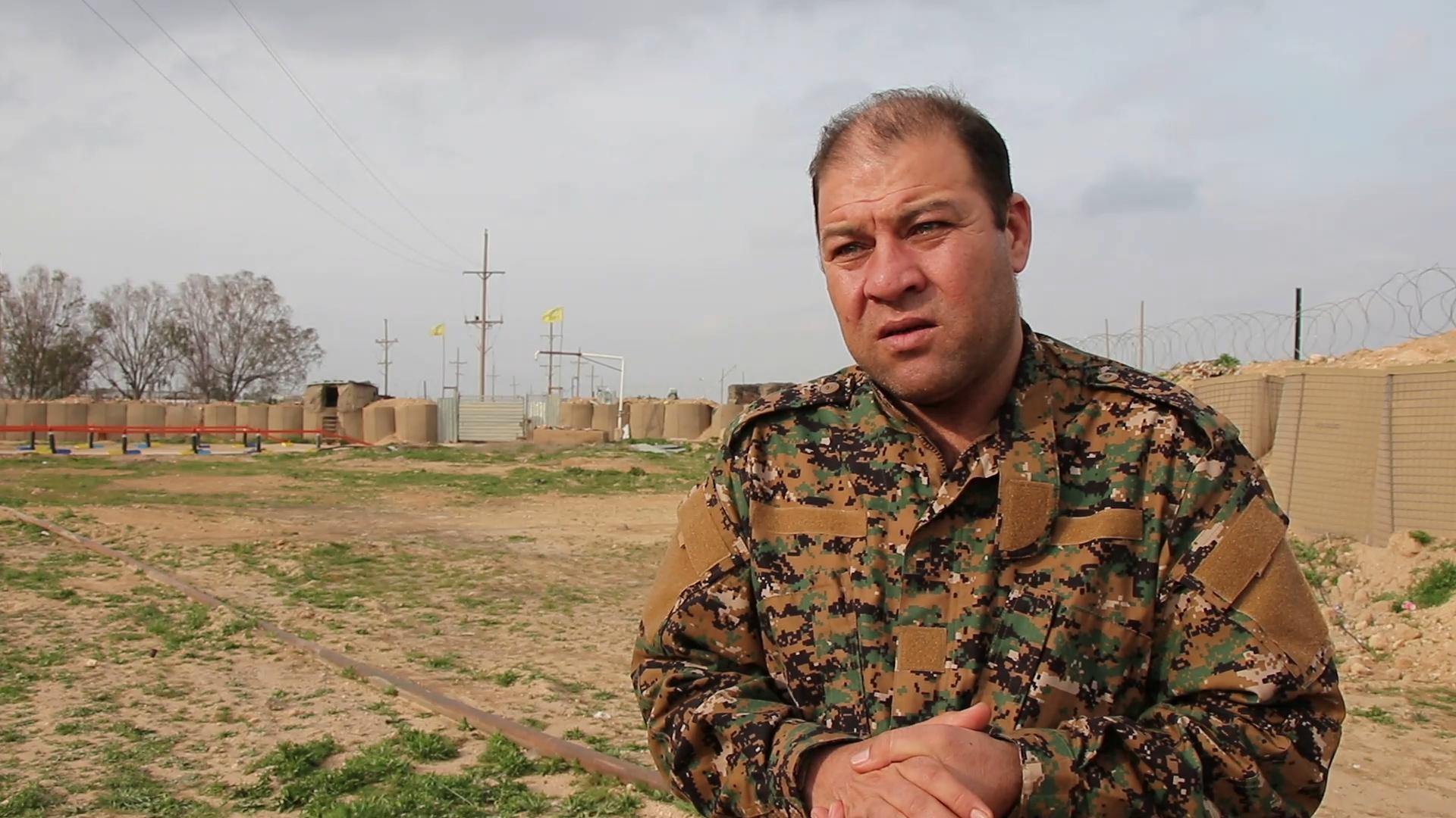 قسد تعلن بدء العملية الأخيرة لتحرير الباغوز من داعش
