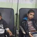 حالات تسمم بقرية تشرين بسبب تلوث المياه مع مراسلنا عبد في الرقة