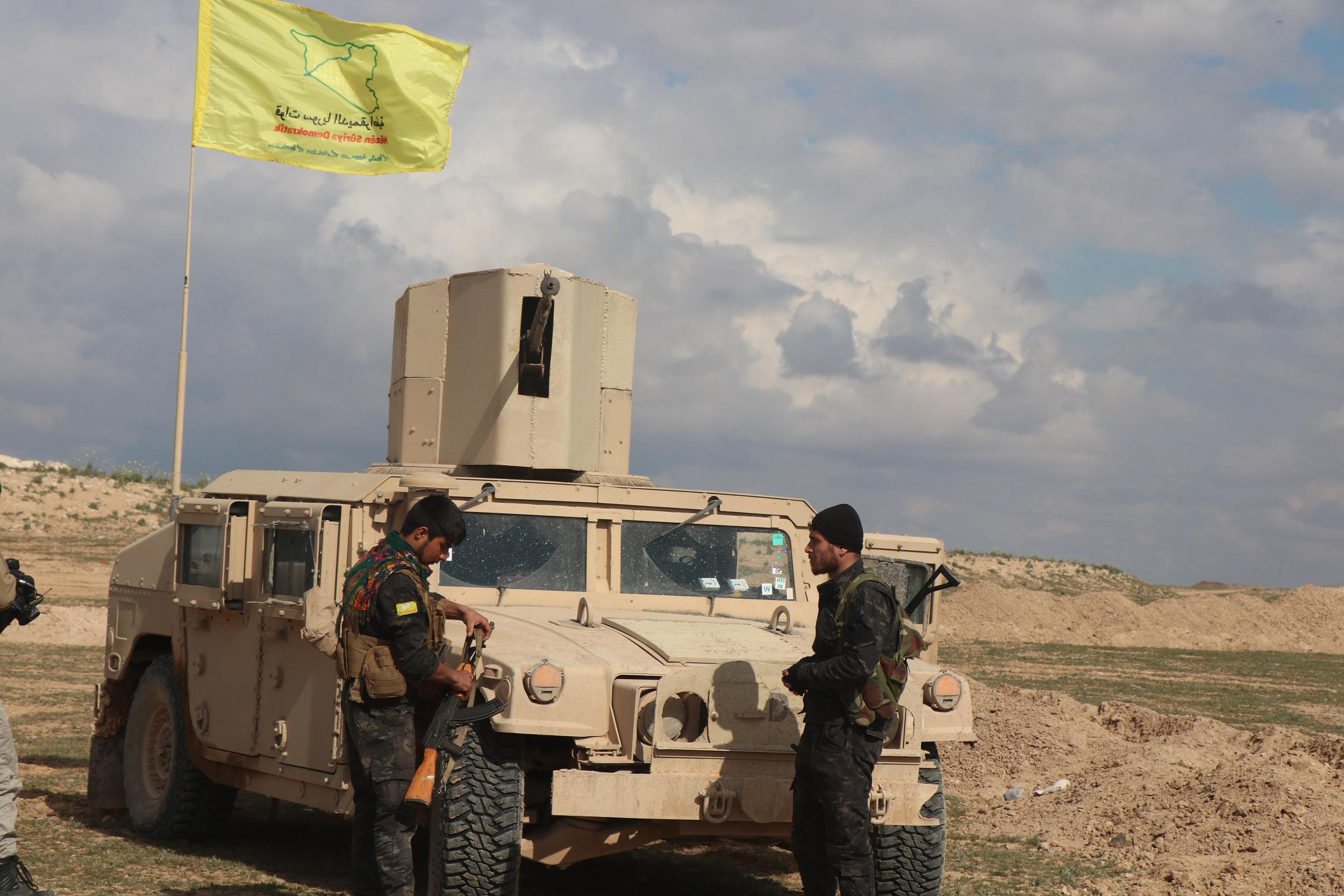 سوريا الديمقراطية: بعد أسبوع نعلن الانتصار على داعش