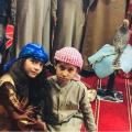 الاهتمام بمواهب أطفال البلد وتطويرها من قبل المركز القافي بالرقة مع فراس رمضان