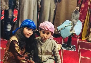 عادات وتقاليد أهل الرقة مع أحمد العلي