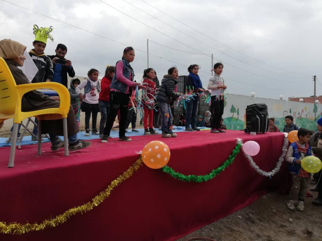 """079819854 إحتفالية الأطفال في مركز """"نور آفاق جديدة"""" ونشاطات اسبوعية"""