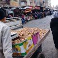 شارع القوتلي وأهميته التاريخية والاقتصادية مع مراسلنا عبد في الرقة