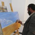 الوضع الحالي للمركز الثقافي مع مراسلنا عبد في الرقة