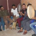 بورتريه المغني الرقاوي محمد الحمد