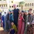 صفاء الدخيل من الدير: معلمة دبكات تراثية للأطفال بالمركز الثفافي بالطبقة