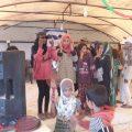لقاء حول نشاطات مركز بيل في مخيم عين عيسى