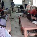 حديث من متدرب ومتدربة في دورة الحاسوب لمنظمة مواطنون للتنمية