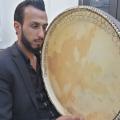 المغني خالد الحسن، مكتب الموسيقى في المركز الثقافي بالطبقة