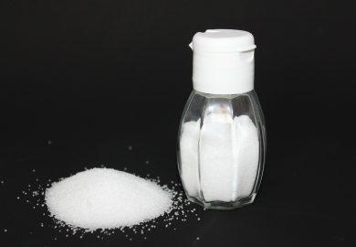 الملح كوسيلة للدفع والعهد في دير الزور مع فرح ناصيف