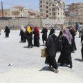 أعمال لجنة المرأة مع مراسلنا باسم عزيز في دير الزور