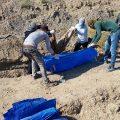 حديث عن اكتشاف مقبرة جديدة من قبل فريق الإستجابة الاولية مع عبد الرزاق في الرقة